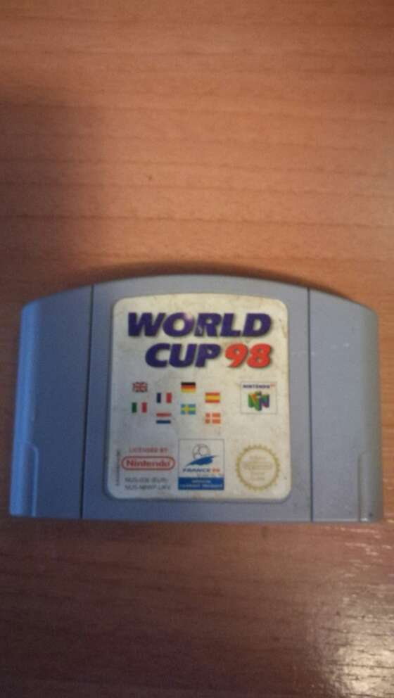 Imagen World cup 98