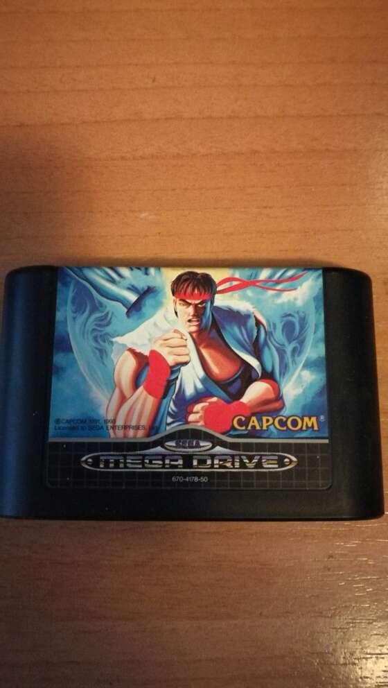 Imagen Street Fighter Megadrive