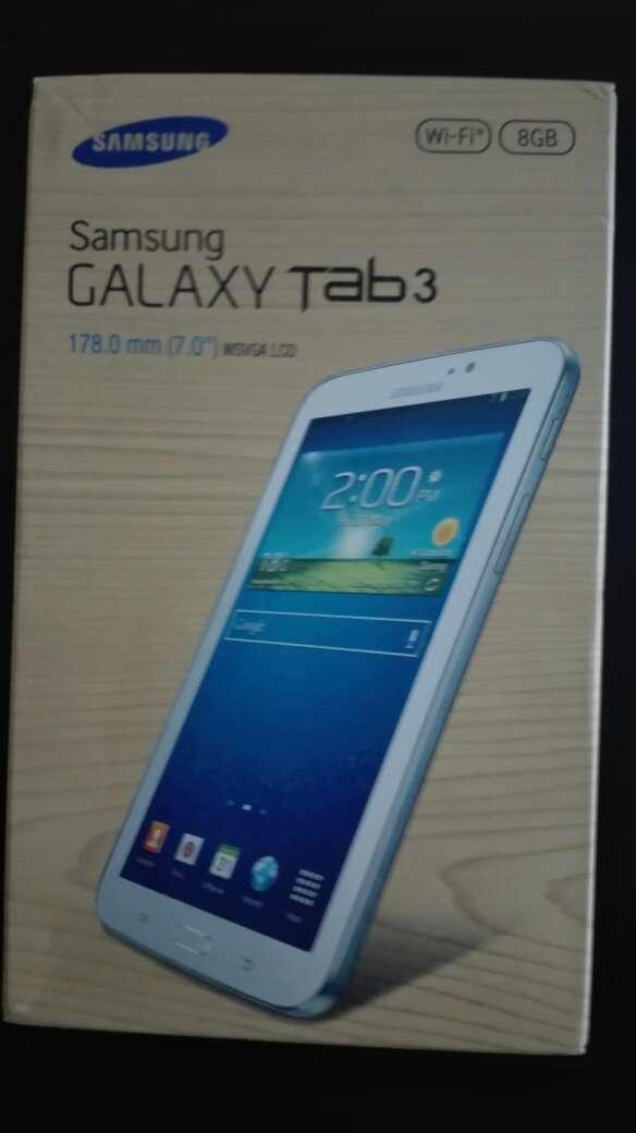 Imagen tablet samsung 7