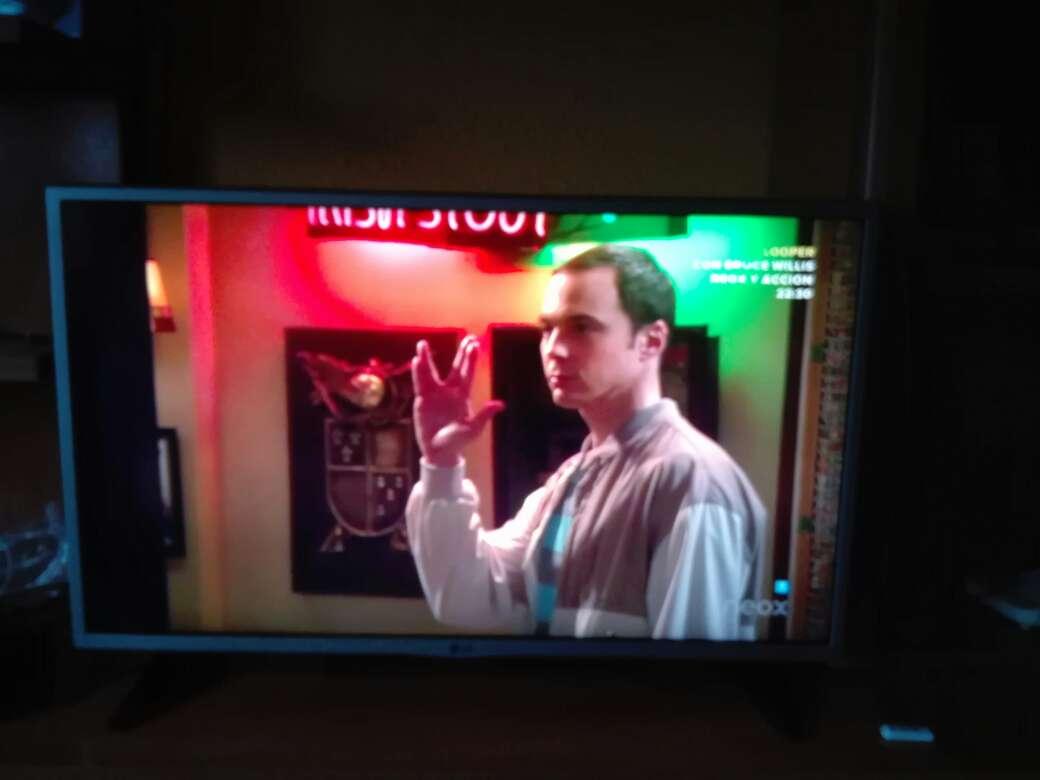 Imagen TV SMART LG 32 pulgadas