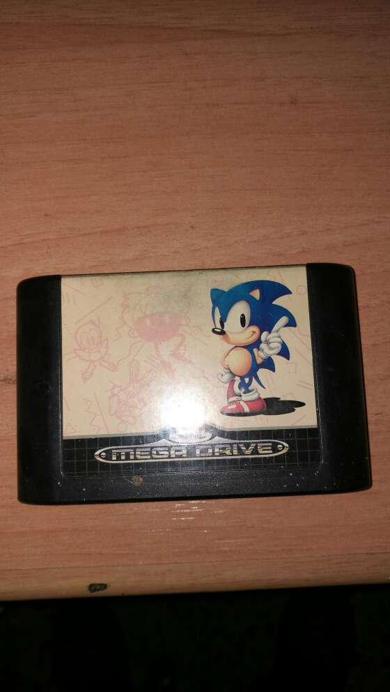Imagen Sonic Megadrive