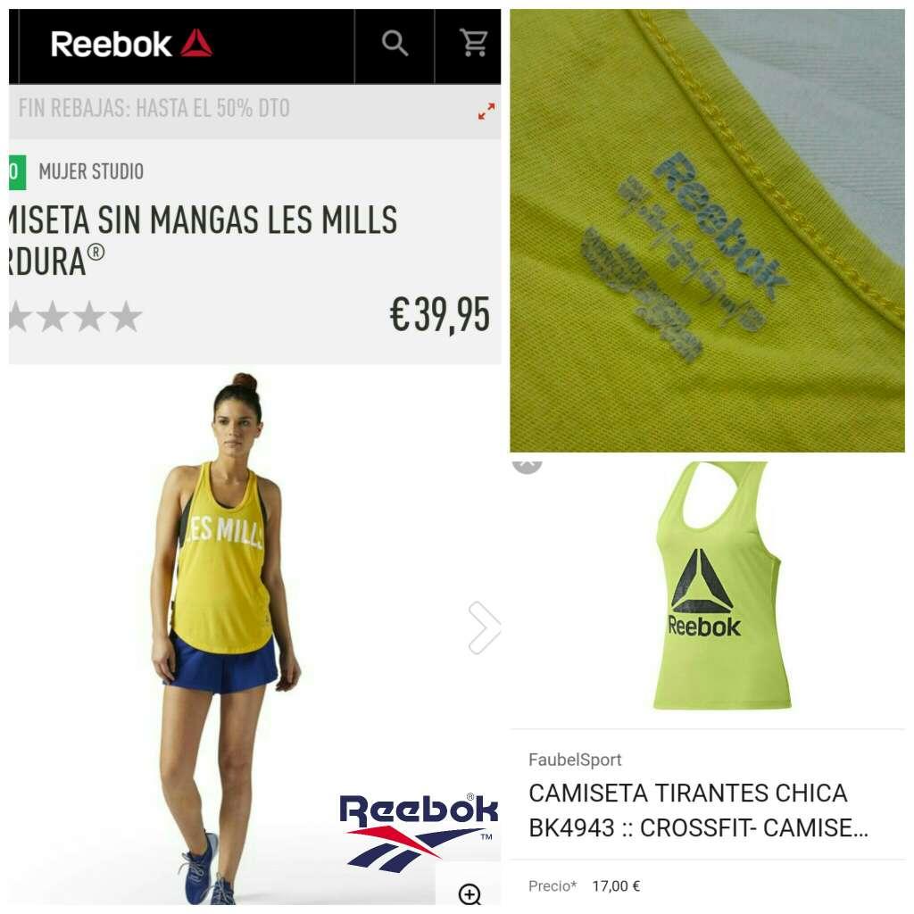 Imagen producto REEBOK Fitness  4