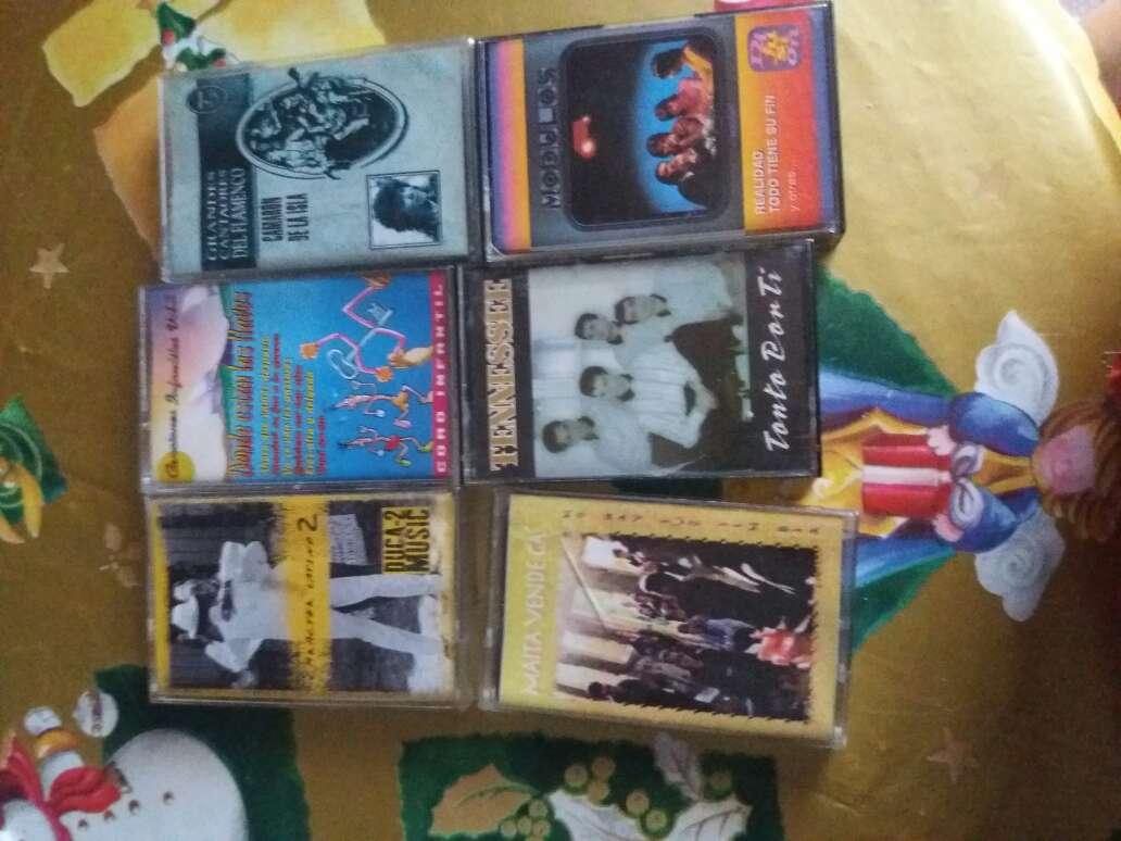 Imagen producto Cintas de cassette 2
