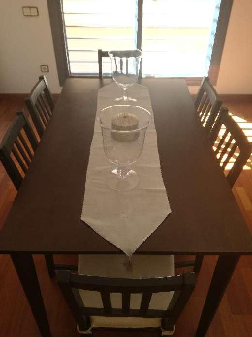 Imagen vendo mesa de salom