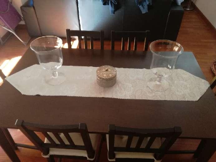 Imagen producto Vendo mesa de salom 2