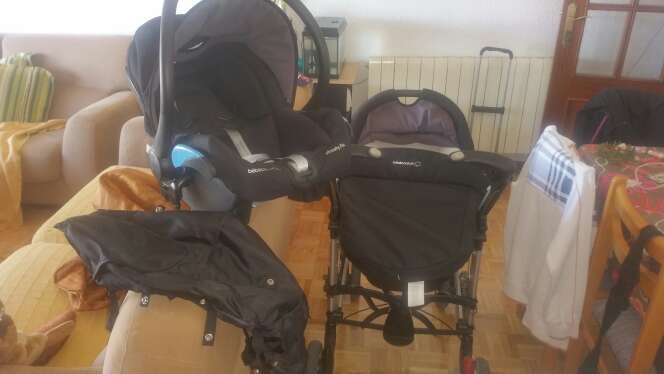 Imagen producto Carro trío bebeconfort 1