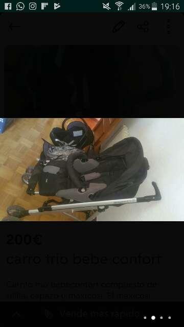 Imagen producto Carro trío bebeconfort 3