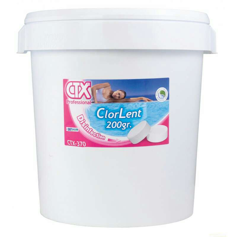 Imagen cloro pastilla Ctx-370