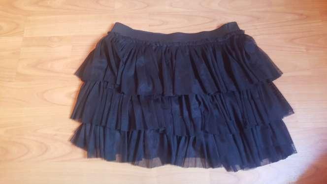 Imagen falda negra