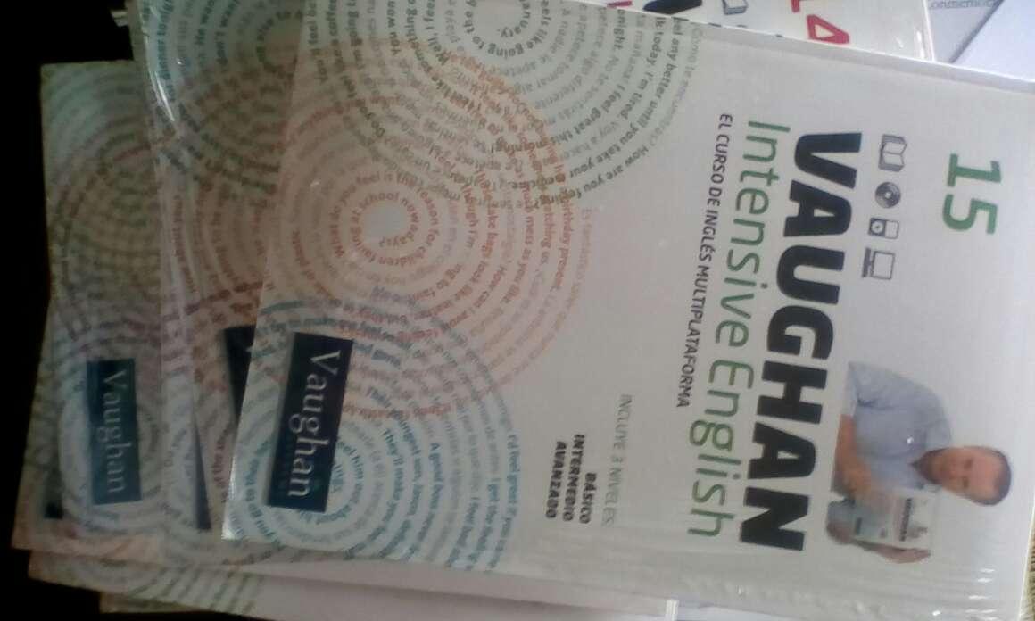 Imagen libros Vaughan para aprender ingles