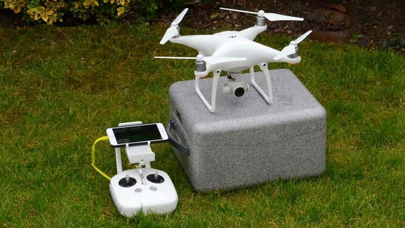 Imagen DJI PHANTOM pro 4 drone