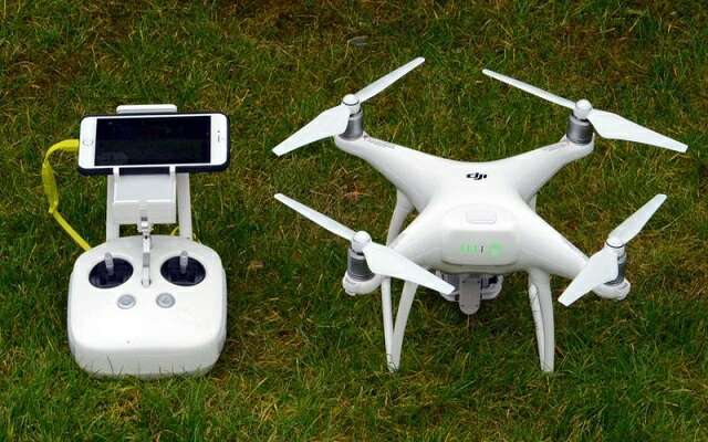Imagen producto DJI PHANTOM pro 4 drone 2