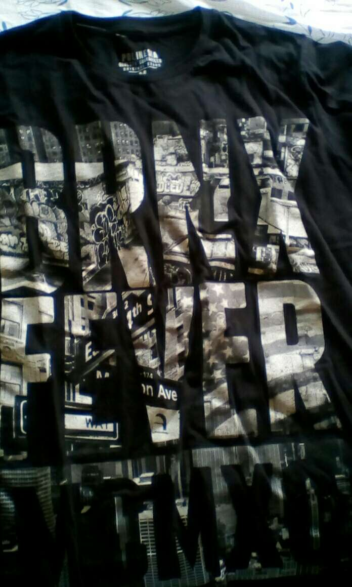 Imagen producto Camiseta chico talla M 1