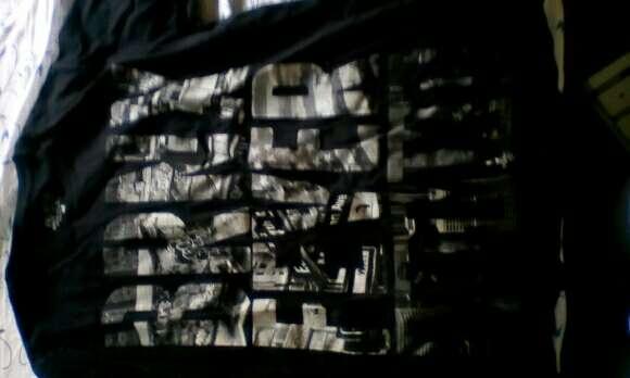 Imagen producto Camiseta chico talla M 2