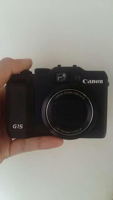 Imagen Vendo CANON G15