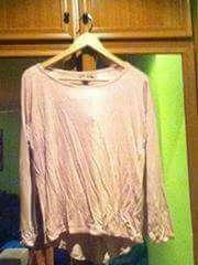Imagen camiseta mujer manga larga L/2€