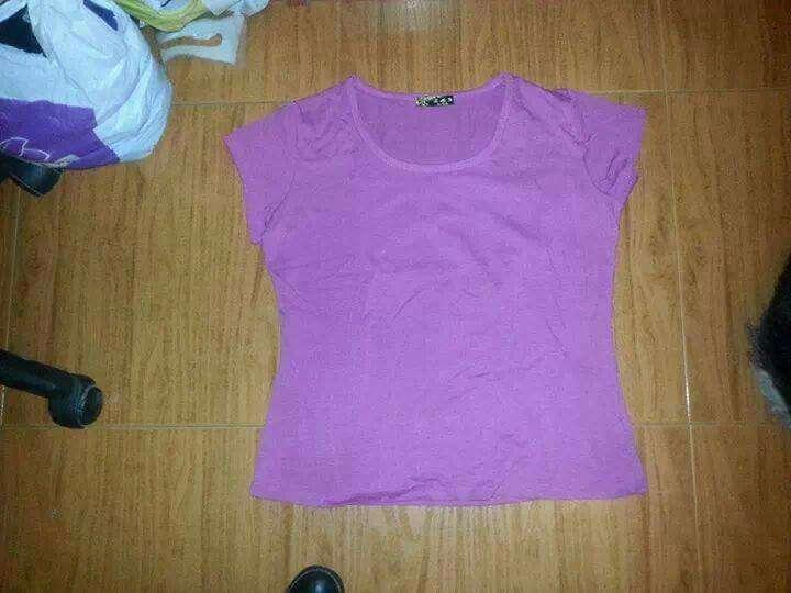 Imagen camiseta mujer talla L/2€
