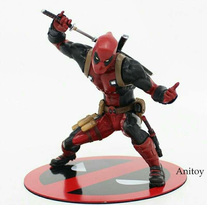 Imagen Figuras Deadpool