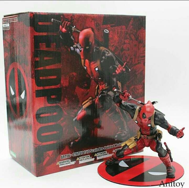 Imagen producto Figuras Deadpool  2