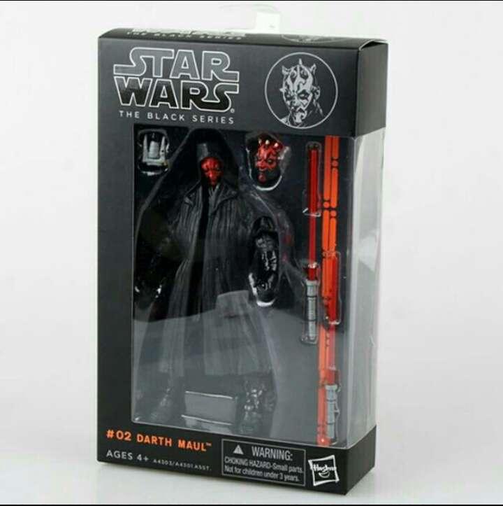 Imagen Figura Darth Maul (Star Wars)