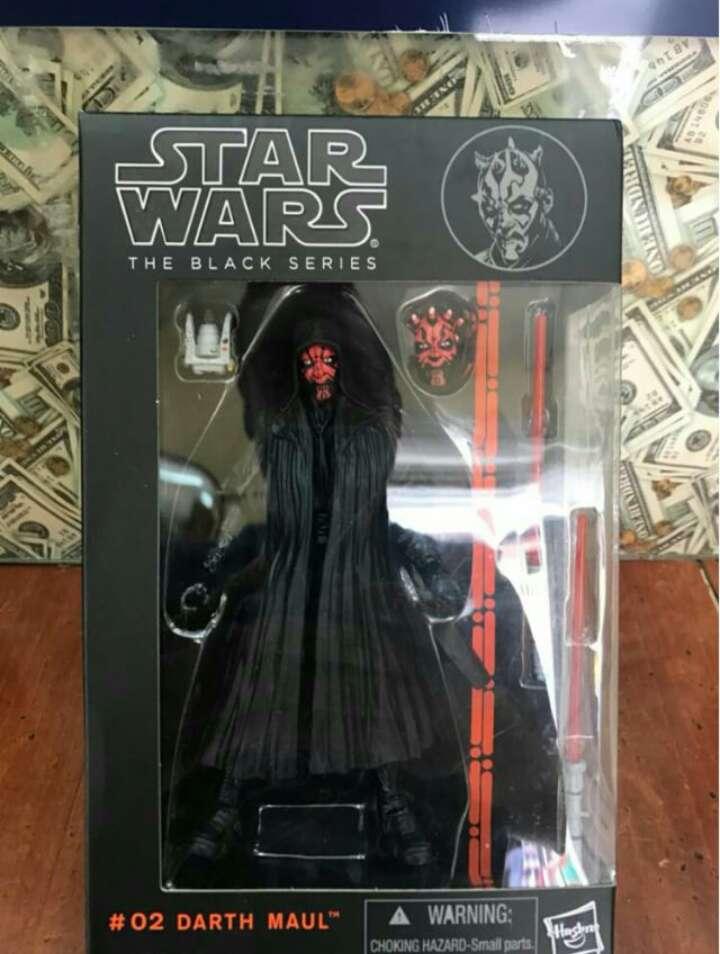 Imagen producto Figura Darth Maul (Star Wars) 2