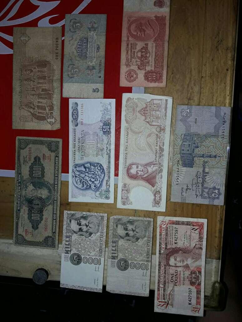 Imagen producto Billetes antiguos  3
