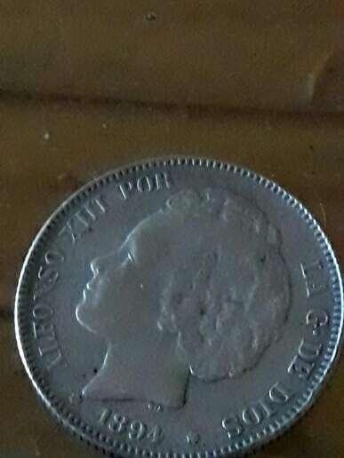 Imagen producto Monedas antiguas de plata  2
