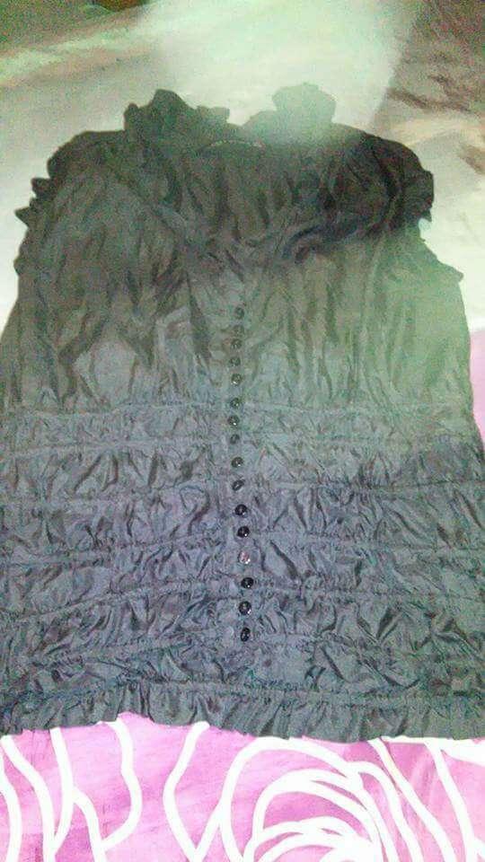 Imagen blusa sin mangas mujer S/2.50€