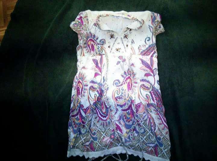 Imagen camiseta manga corta mujer S/2.50€