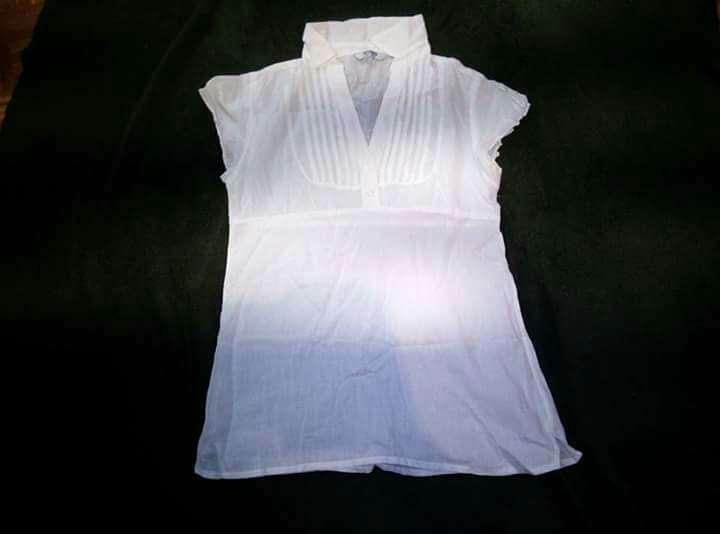 Imagen blusas mujer sin mangas M/2.50€