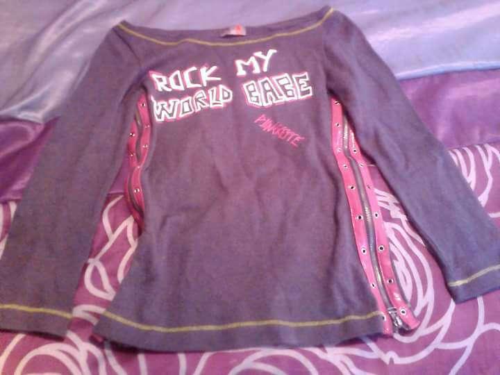 Imagen camisetas mujer manga larga M/3€