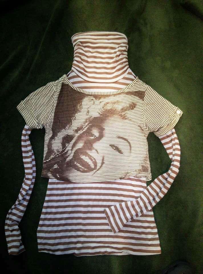Imagen producto Camisetas mujer manga larga M/3€ 4