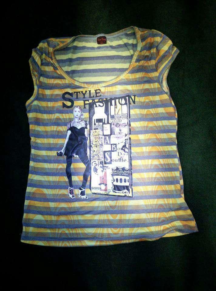 Imagen camisetas mujer M/L-3€