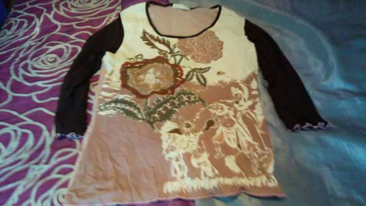 Imagen producto Camisetas mujer M/L-3€ 4