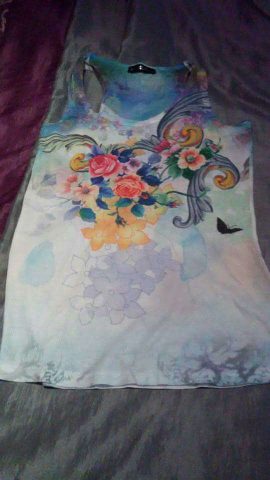 Imagen camiseta mujer XL/XXL/2.50€