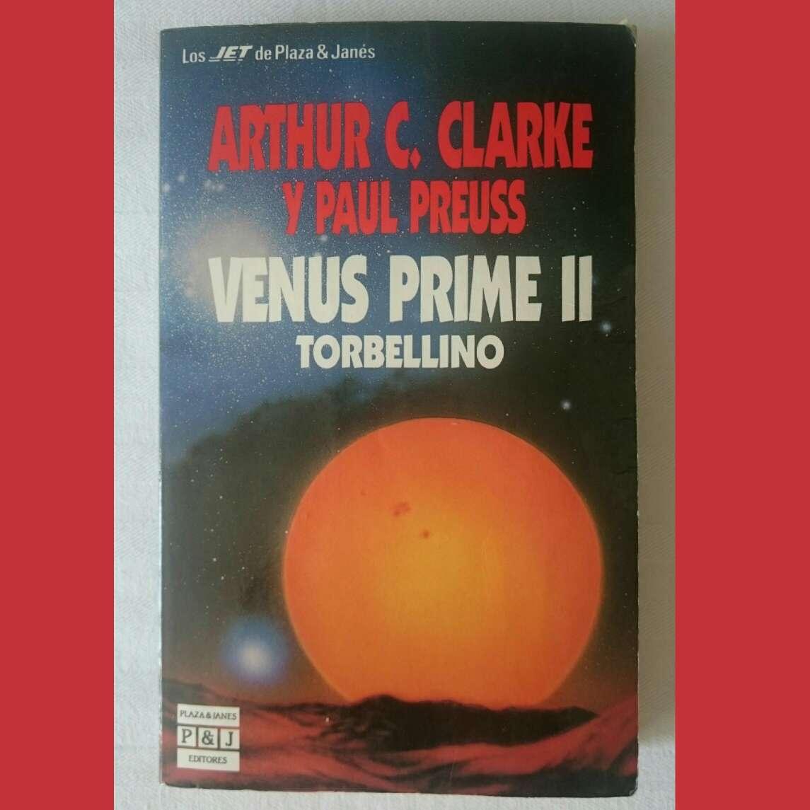 Imagen Venus Prime II Torbellino