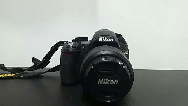 Imagen Camera nikon 3100