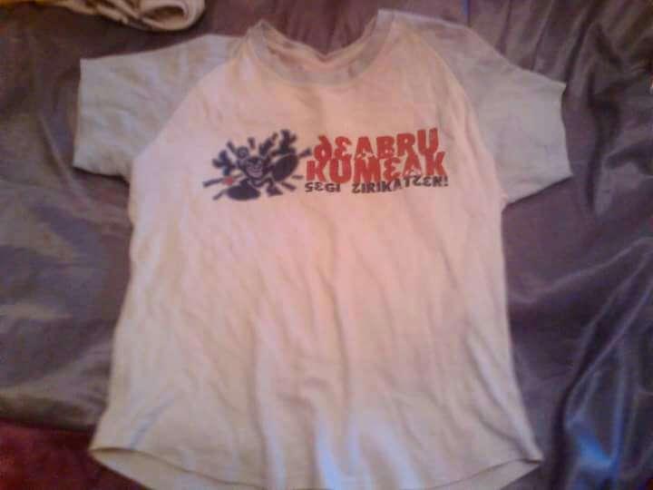 Imagen producto Camisetas mujer manga corta M/2€ 2