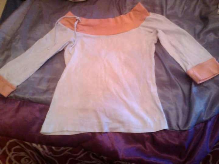 Imagen producto Camisetas mujer manga larga M/2€ 2