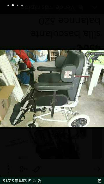 Imagen producto Silla de rueda 2