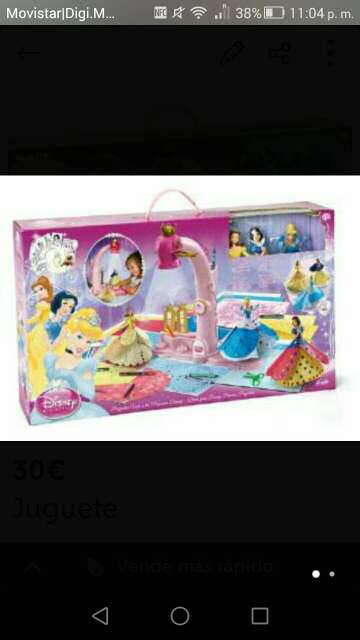 Imagen Projector Princesas Disney