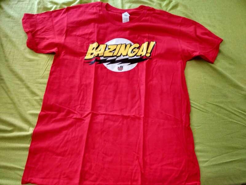 Imagen Camisetas big bang theory