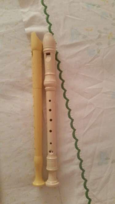 Imagen flautas de musica