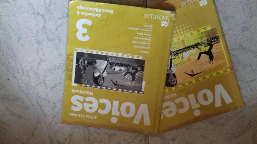 Imagen producto Libros de 3er eso 1