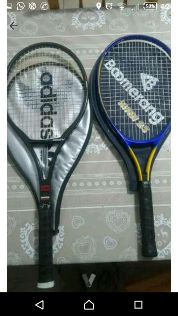 Imagen raquetas están perfectas
