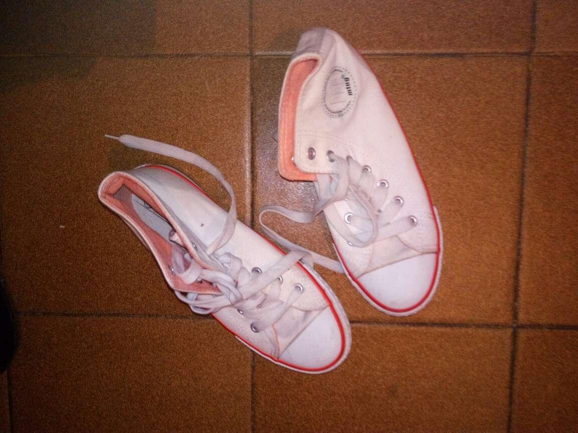 Imagen zapatillas mustangs