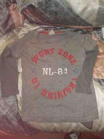 Imagen producto Camisetas niñx 5/6 2