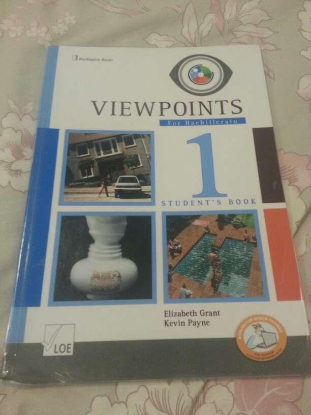 Imagen Student's book 1°Bachillerato