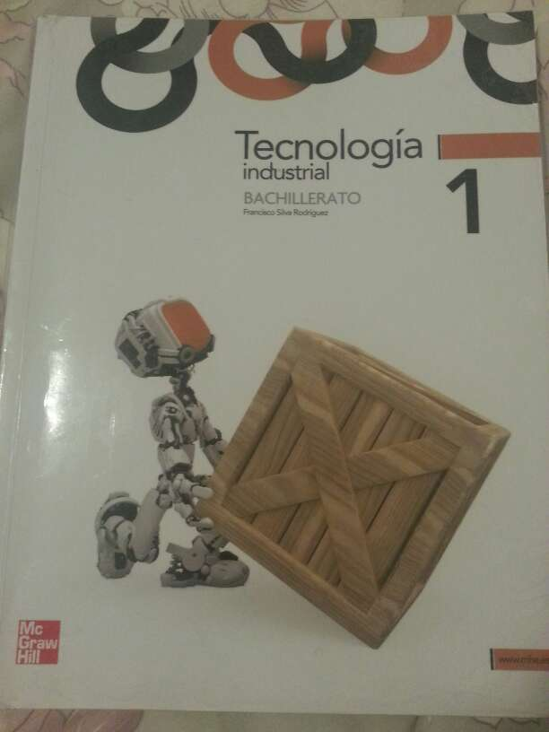 Imagen Tecnología Industrial 1° bachillerato