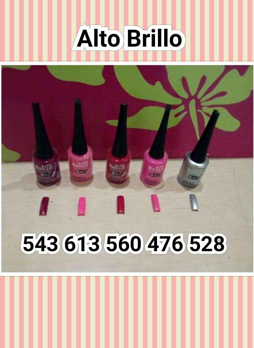 Imagen producto Esmaltes Alto brillo 25